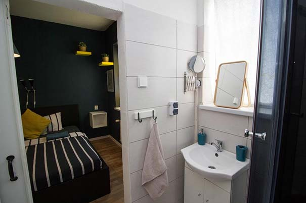 Private double room ensuite Slivovica
